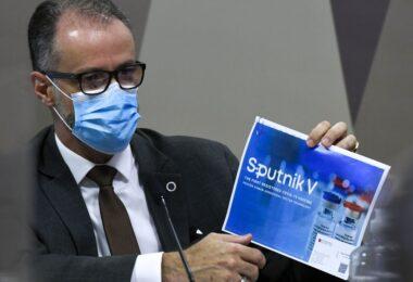 CPI: Anvisa explica entraves na aprovação da vacina Sputnik V