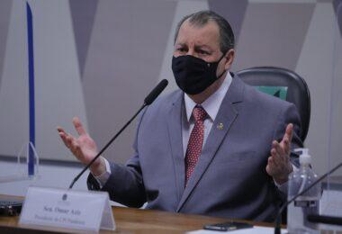 CPI da Covid ouvirá governos e prefeituras a partir de junho; secretário da Saúde do AM será o primeiro