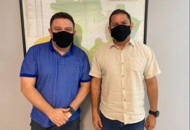 Marcelo Ramos tem agenda intensa com prefeitos e vereadores de municípios do AM
