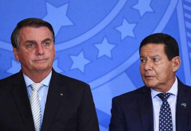 Corregedor-geral do TSE envia à Procuradoria-Geral Eleitoral relatórios de ações que pedem a cassação de Bolsonaro e Mourão