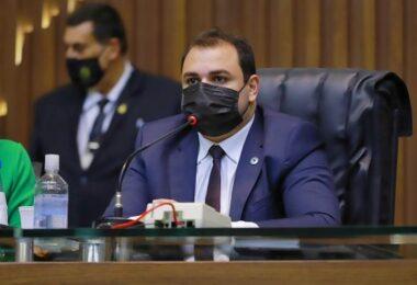 Roberto Cidade apresenta emenda à LDO para garantir concurso da PM e Corpo de Bombeiros