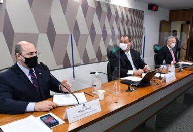 Witzel responsabiliza Bolsonaro por mortes e diz que governo atuou contra governadores