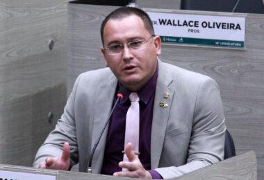 Vereador apresenta projeto que proíbe nome de corruptos em ruas de Manaus