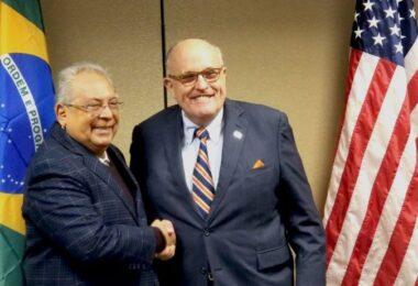 Ministério Público pede arquivamento de inquérito civil contra a Giuliani Security & Safety na gestão de Amazonino Mendes