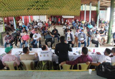 Audiência pública articula produção sustentável do babaçu no Amazonas