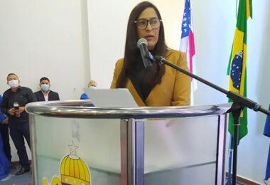 MP ajuíza ação contra prefeita de Coari por improbidade administrativa