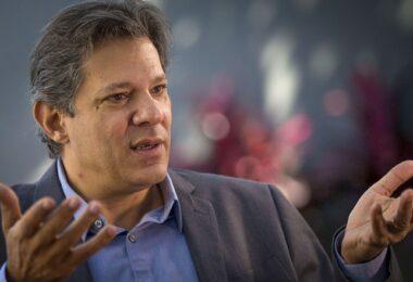 Haddad vai participar de ato 'Fora, Bolsonaro' no próximo sábado (19)