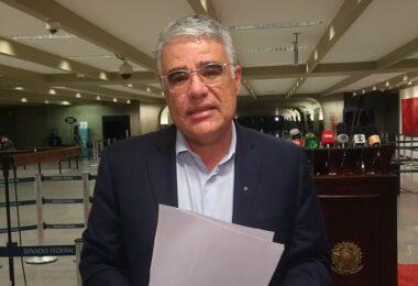 Eduardo Girão critica parcialidade da CPI da Pandemia