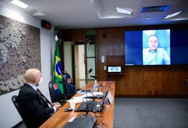 Comissão da Covid-19 ouve Ministério da Economia, nesta sexta-feira