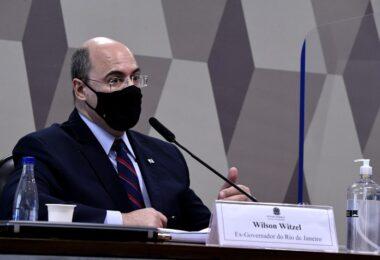 Wilson Witzel alega que foi cassado por um tribunal de exceção
