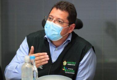 Marcellus Campêlo nega que rede de saúde do Amazonas faça uso do tratamento precoce
