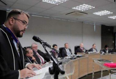 Bolsonaro nomeia o advogado Fabrício Frota Marques para o Pleno do TRE-AM