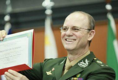 General Carlos Alberto Mansur assume comando da SSP-AM