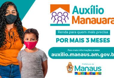 Auxílio Manauara: renda para quem mais precisa