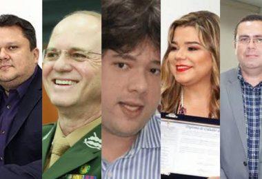 Wilson Lima modifica cinco secretários, nesta terça-feira; confira os nomes