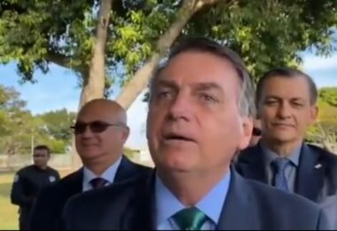 Coronel Menezes confirma vinda de Bolsonaro a Manaus no dia 18