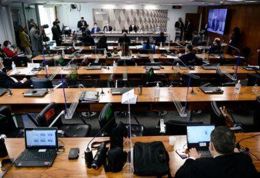 CPI da Pandemia aprova quebras de sigilo e requisição de servidores da PF
