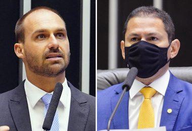 Marcelo Ramos defende Paulo Freire de ataques de Eduardo Bolsonaro