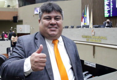 Justiça barra obra do 'puxadinho' da Câmara Municipal de Manaus