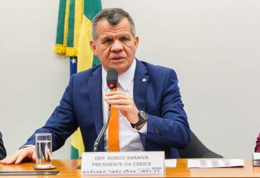 Bosco Saraiva é contra emenda em MP que pode afetar emprego de 500 mil frentistas