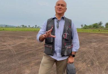 Menezes retoma viagens pelo interior do Estado por Apuí