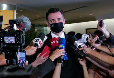 Rodrigo Pacheco quer mediar reunião entre estados e Petrobras