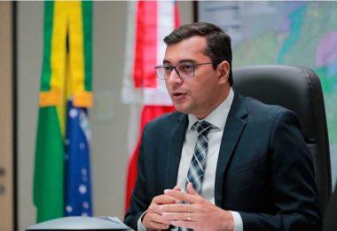 PRTB divulga carta em apoio ao governador do Amazonas, Wilson Lima