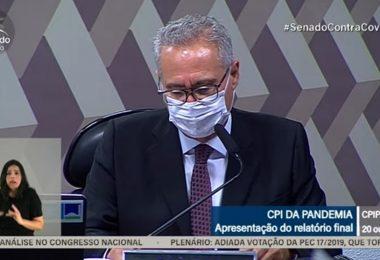 Apresentação do relatório final da CPI da Pandemia; veja ao vivo