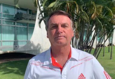 Bolsonaro grava vídeo confirmando vinda a Manaus, nesta quarta-feira; veja vídeo
