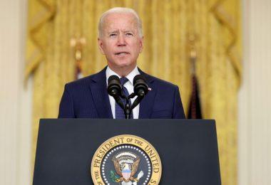 Biden diz que EUA têm compromisso de defender Taiwan