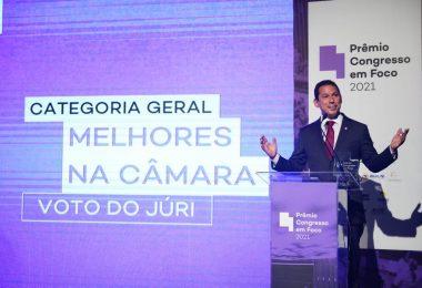 Prêmio Congresso em Foco elege amazonense Marcelo Ramos melhor deputado federal de 2021