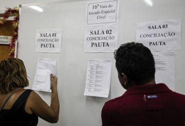 Mais de 10 mil audiências são agendadas pela Justiça Estadual para a Semana Nacional da Conciliação