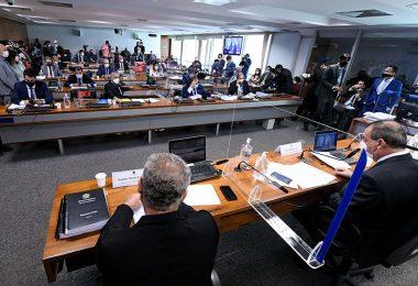 Com votação marcada para terça, relatório da CPI da Pandemia ainda pode receber alterações