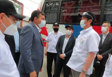 Governo destaca importância da Honda da Amazônia para geração de empregos e para o meio ambiente