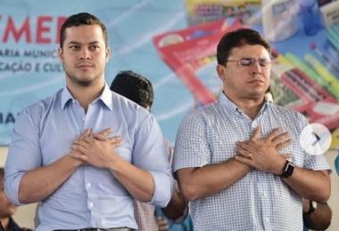 Ex-prefeito cassado, Adail Filho apoiará Keitton Pinheiro na eleição suplementar de Coari