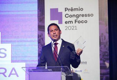 Prêmio Congresso em Foco elege Marcelo Ramos Melhor Deputado Federal de 2021